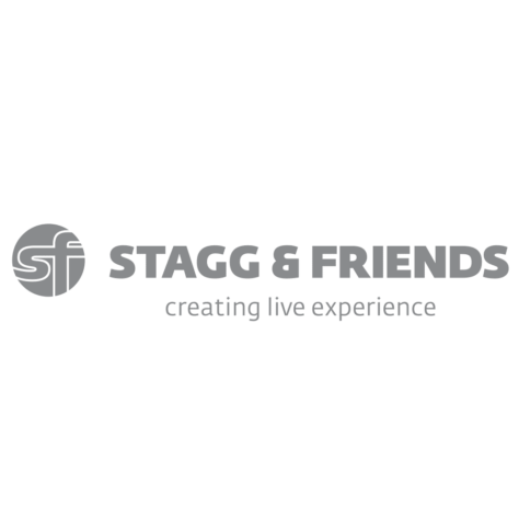 logo stagg & friends